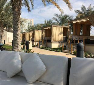 Pool Hotel Intercontinental Abu Dhabi