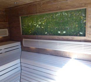 Sauna Hotel Alpenblume