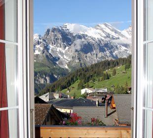Balkon Hotel Jungfrau