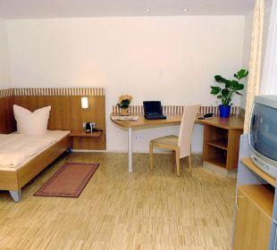 Einzelzimmer Hotel am Froschbächel