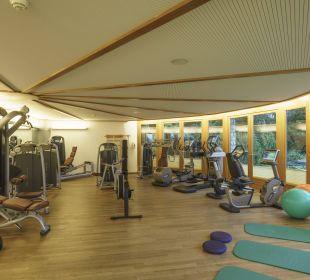 Fitness Hotel Suvretta House