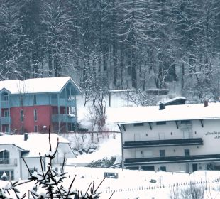 Links Ferienhaus, rechts Landhaus Landhaus Korte