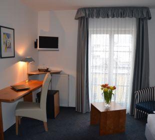 Einzelzimmer Hotel Deutscher Kaiser im Centrum