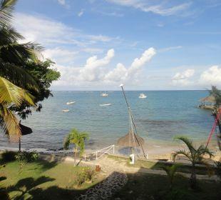 Schmaler Strand Coral Azur Beach Resort