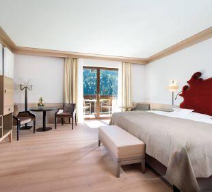 Doppelzimmer Ifen Rundbau Travel Charme Ifen Hotel Kleinwalsertal