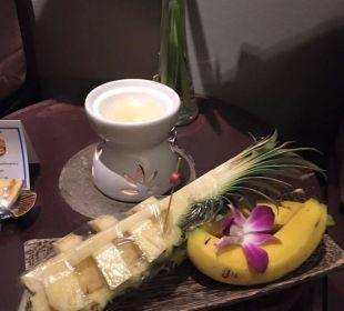 Willkommensgeschenke Hotel Chong Fah Beach Resort