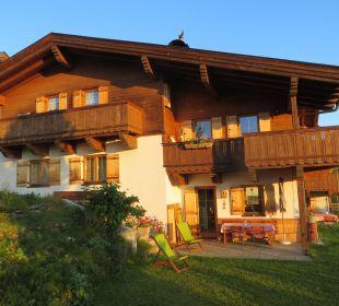 """Unsere """"Hütte"""". Alpin-Ferienwohnungen Hochzillertal"""
