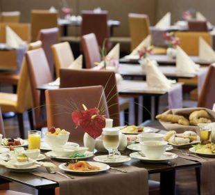 Frühstück Austria Trend Hotel Savoyen Vienna
