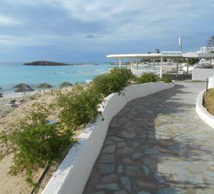 Strandweg Hotel Nissi Beach Resort