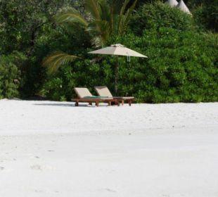 Ganz allein mit dem Meer Hotel Banyan Tree Madivaru