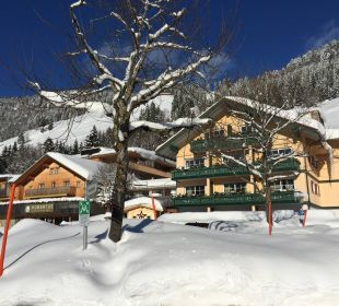 Herrliche Umgebung! Hubertus Alpin Lodge & Spa