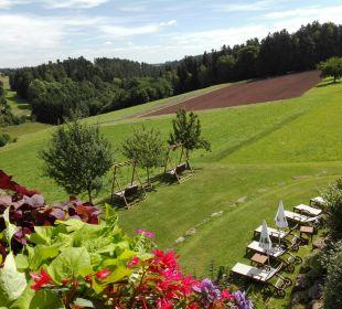 Ausblick Landhotel Talblick