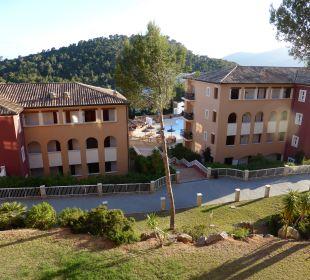 Vom Zimmer Hotel Don Antonio