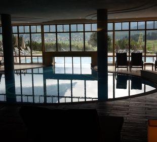 Pool Hotel Post Lermoos