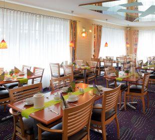 Frühstücksrestaurant Hotel Hanseport Hamburg