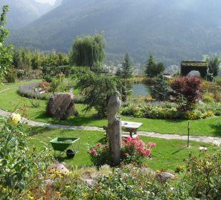 Lustwandelgarten Silence & Schlosshotel Mirabell