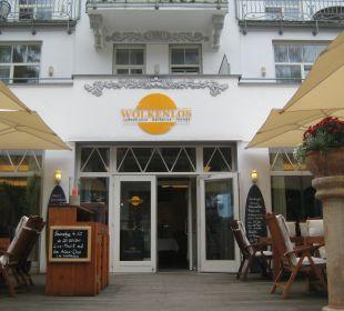 """""""Wolkenlos"""" Vier Jahreszeiten Kühlungsborn -  Hotel"""