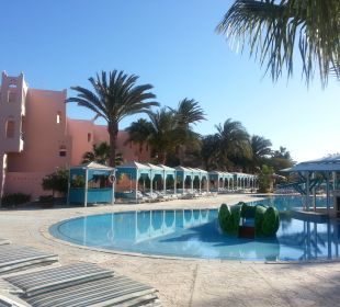 Pool Hotel Le Pacha Beach Resort