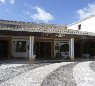 Hoteleingang TRH Mijas