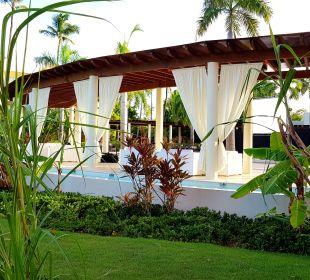 Gartenanlage Secrets Royal Beach Punta Cana