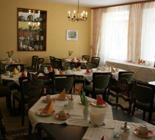 Frühstücksraum Gästehaus Albers