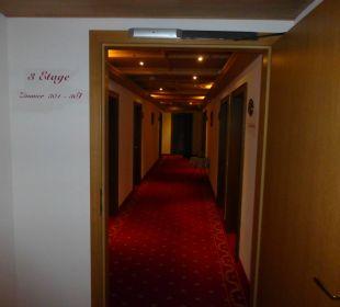 Gang 3. OG Hotel Rustika