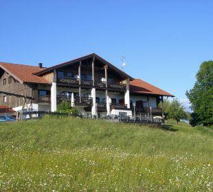 Aussenansicht Berghof am Paradies Berghof am Paradies