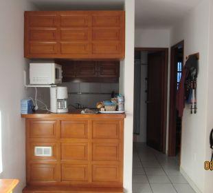 Küche Bungalows & Appartements Playamar