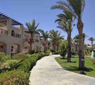 Zimmergebäude Hotel Iberotel Makadi Beach