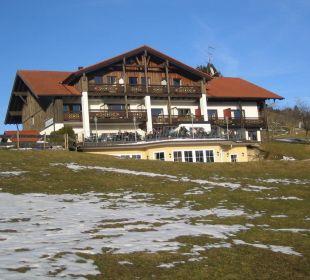Hier beginnt der Urlaub Berghof am Paradies