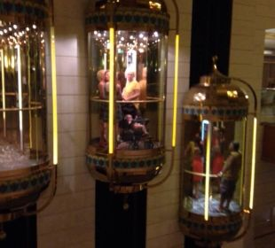 Schöne Aufzüge Hotel Horus Paradise Luxury Club