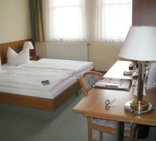 Doppelzimmer 208 Parkhotel Neustadt