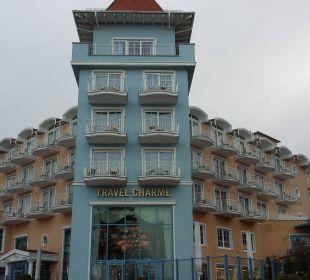 Blick auf das Hotel Hotel Travel Charme Kurhaus Sellin