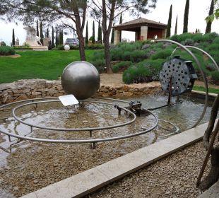 Brunnen Hotel Colosseo Europa-Park