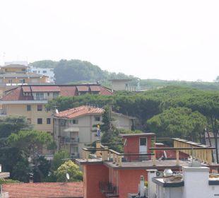 Vom Dach mit Pool Hotel Eraclea Palace