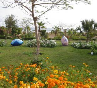 Osterdeko Three Corners Fayrouz Plaza Beach Resort