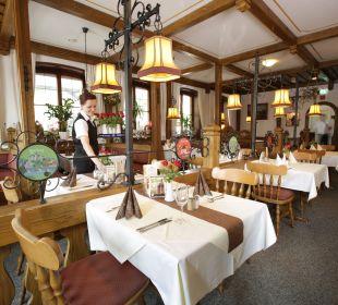 Gastraum Hotel Zu den Drei Kronen