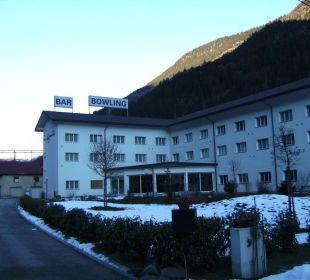 Außenansicht Motel Motel Gottardo Sud