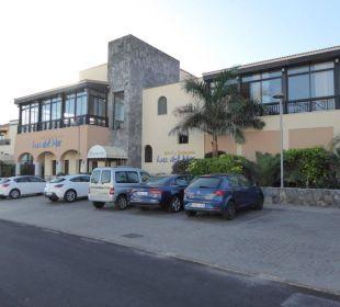 Hotel - Straßenansicht Hotel Luz Del Mar