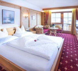"""Panorama Eckdoppelzimmer """" Glüsksaussicht 270°"""" Hotel Liebes Caroline"""
