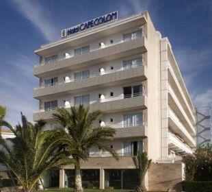 Entrance  JS Hotel Cape Colom