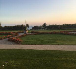 Gartenanlage Morada Strandhotel Ostseebad Kühlungsborn