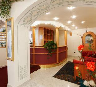 Eingang Hotel Plan Murin
