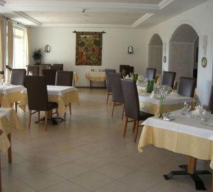 Der Speisesaal Silence & Schlosshotel Mirabell