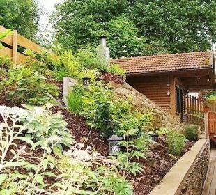 Garten Haus Drei Tannen