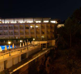 Ansicht bei Nacht SENTIDO Porto Soller