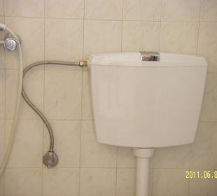 Unsere neue Toilettenspülung