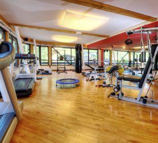 Fitnessstudio Gartenhotel THERESIA