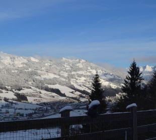 Traumhafter Ausblick Hotel Alpenschlössl