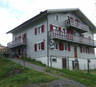 Pension Alpina Gasthaus Alpina